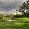 A view of the 13th green at Sea Course from Estonian Golf & Country Club