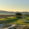 A view of the 4th hole at Troia Golf Club