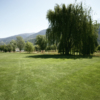 A view from fairway #9 at Sierre Golf Club.