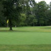 A view of a green at Winter Quarters Golf Course