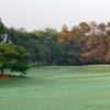 A view from a fairway at Lubumbashi Golf Club