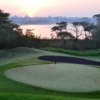 A view of a hole at Lubumbashi Golf Club