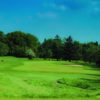 A view of a fairway at Pype Hayes Golf Club