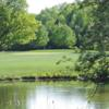 A view over the water from Genesee Valley Golf Course