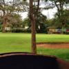 A view of a green at Arusha Gymkhana Golf Club (Neema Nalaila Kiula)