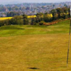 A view of a hole at Hermitage Golf