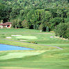 A view of the 12th green at Stone Hedge Country Club
