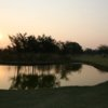 A view over the water from Livingstone Golf Club