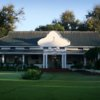 A view of the clubhouse at Livingstone Golf Club