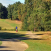 A sunny day view from Auburn Links at Mill Creek