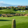 A view from a tee at The Stadium Course from TPC Scottsdale