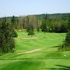 A view from the 3rd tee at Smoky Lake Golf Club