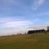 A tight tee shot at Alexander Park