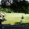 A view of a green at Volksrust Golf Club