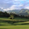 A sunny day view from Kilembe Mines Golf Club