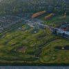 Aerial view of Tsawwassen Springs Golf
