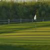 A view of hole #17 at Tsawwassen Springs Golf