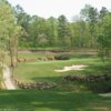 View of the 12th hole at Cherokee Run Golf Club