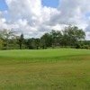 A view of the 10th hole at Sibu Golf Club