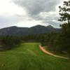A view rom Eisenhower Golf Course (Hiro Iwatsuki)