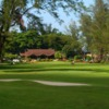 A view from Kinabalu Golf Club