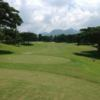 A view from a tee at Mount Malarayat Golf & Country Club