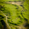 Aerial view from the Dunes at Kamloops Golf Club