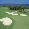 View from no. 7 at Wailea's Gold Course