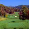 A view from tee #5 at Waterfall Golf Club