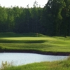 View of the 16th hole from The Creeks at Ivy Acres