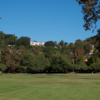 View of a green at Fallbrook Golf Club