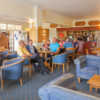 The clubhouse bar and lounge at Stockwood Vale Golf Club