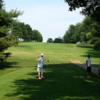 A view from a tee at Colfax Country Club