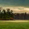 A view of a green at Sunset Ridge Golf Links