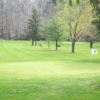 A view of the 9th green at Beaver Bend Par 3