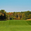 A view from a fairway at Needham Golf Club
