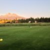 A view from Lake Shastina Golf Resort