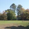 A sunny day view from Madeline Island Golf Club