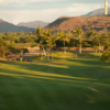 View of the 7th hole at Ko Olina Golf Club