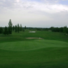 View of a green with bunker and fairway at Sandpiper Golf and Country Club