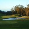 A view from Santo da Serra Golf Club