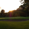 A view of a green at St. Charles Golf Club