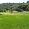 A view from the 1st tee at Tecolote Canyon Golf Course