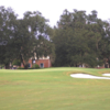 View of the 18th hole at Country Club of Orange Park