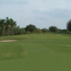 A view of a green at Treasure Hills Golf Club