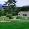 A view of the 18th hole at Keene Country Club