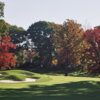 A fall view from Glen Ridge Country Club