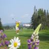 A view of a tee at Mount Washington Hotel & Resort