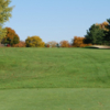 A view from tee #17 at Burlington Country Club