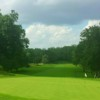 A view of a hole at Columbus Country Club